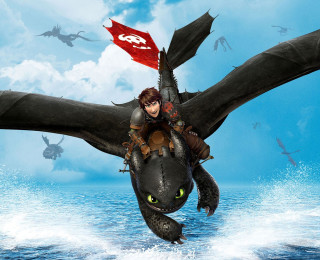 How To Train Your Dragon 3D – movie review