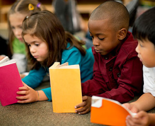 Why do some children struggle with reading?