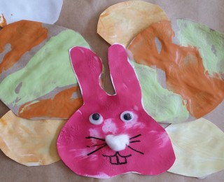 Make Easter Bunnies