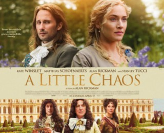 A Little Chaos : A movie review