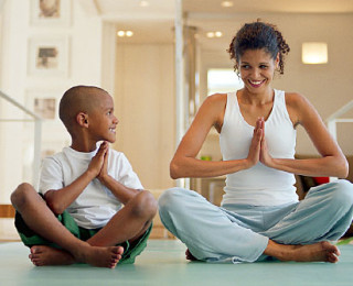 Helping sensitive kids to cope with stress