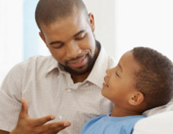 Setting new year's goals with your child