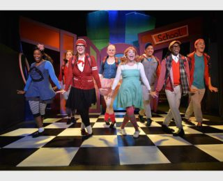 Theatre review: Freckleface Strawberry, The Musical