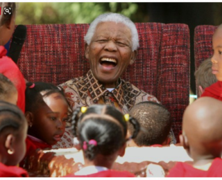 Honour all children on Mandela Day, including your own