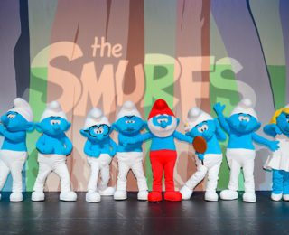 Review: The Smurfs Live on Stage, Emperors Palace