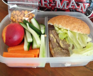 Lunchbox ideas: Allergies and Diabetes
