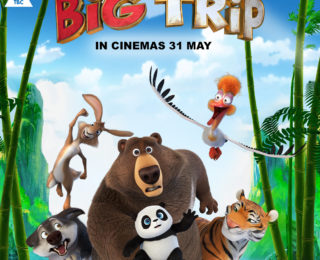 Big Trip – coming to a cinema near you