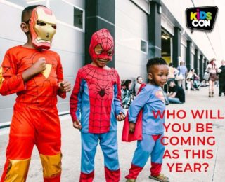 Comic Con Africa launches KidsCon