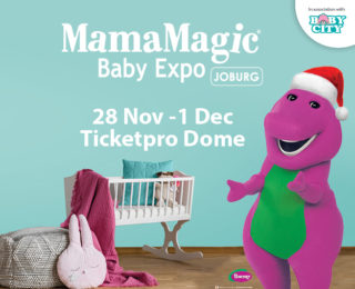 MamaMagic Baby Expo: Black Friday Madness