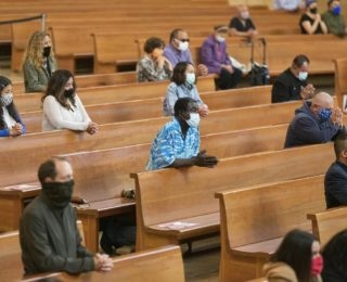 How can churches protect their congregants from the Coronavirus?
