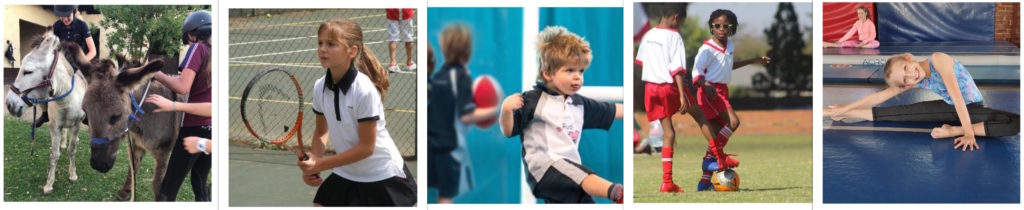 sports activities for kids opens under Level 2