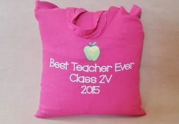 Personalised teacher appreciation gift